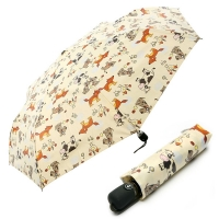 VOGUE 3단 자동 우산(양산겸용) - 애니멀파크