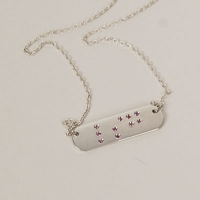 DOT NECKLACE_�����̴ϼ�_����