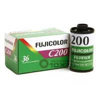 후지 컬러필름 C200 135-36컷 / FUJI C200 Film