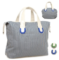 Stripe Holi Shopping Bag