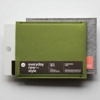 [에피케이스]아이패드,갤럭시탭10.1케이스_Green+Light Gray