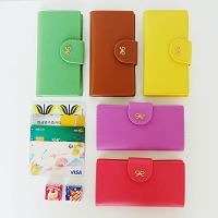 ribbon card pocket