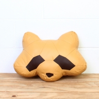 Racoon Dog Cushion