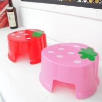 딸기 다용도 욕실의자