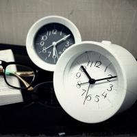 데일리탁상알람시계 (2color)