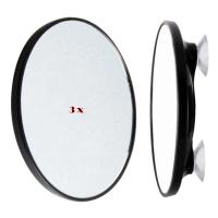욕실 면도용 흡착식 확대거울(소/3개묶음)