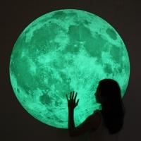 환상의달빛 Clair De Lune (야광달빛스티커) - L/XL