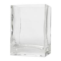 REKTANGEL Vase clear glass 화병 501.962.69