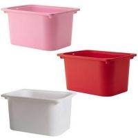TROFAST Storage box medium 장난감 정리함
