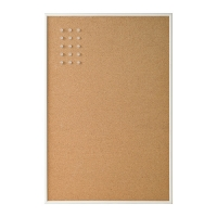 VAGGIS Noticeboard, white, cork 002.672.21 보드판
