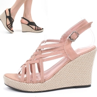 Sally Wedge Sandal [KEPS38-3]