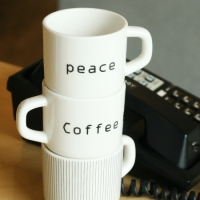 CERAMIC OBJECT CUP short ver.1