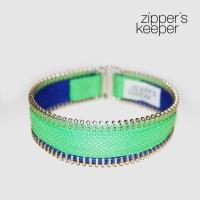 Zipper Bracelet Neon 02. �� ���