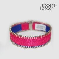 Zipper Bracelet Neon 04. ��ũ ���