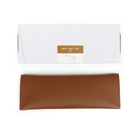 Double pencil case _camel