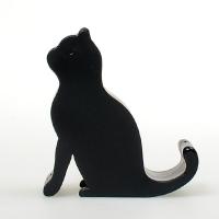 [펑키랜드]고양이폰홀더-블랙