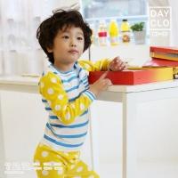 [DAYCLO] 데이클로 노랑믹스 상하의세트