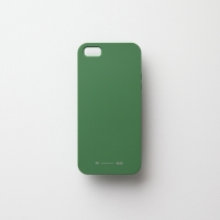 elevenplus-iphone5/5S-Solid color case-Forest green
