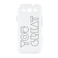 YOU GREAT. PHONE CASE VER 1-06-S3 (갤럭시 S3 LTE)