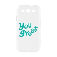 YOU GREAT. PHONE CASE VER 1-09-S3 (갤럭시 S3 LTE)