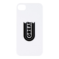 YOU GREAT. PHONE CASE VER 1-14-4 (IPHONE 4, 4S)