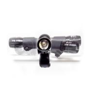 슈퍼 120루멘 LED장착 초강력랜턴+자전거거치대designend