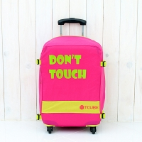 [TCUBE] 티큐브 여행가방 보호커버(Don't touch) - S