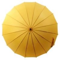 [VOGUE] 보그 프리미엄 수동 장우산(양산겸용) - VG116_옐로우