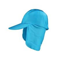 [준블럭] 자외선차단 유아 선캡 블루