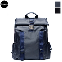 Simple Three Buckle Back Pack