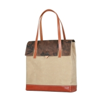 MULTI FACED BAG - BEIGE (camouflage �÷�)