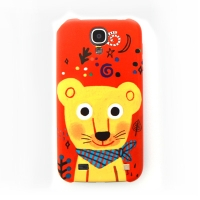 [EPICASE] Art case for GalaxyS4, Lion