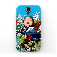 [EPICASE] Art case for GalaxyS4, Blossom woman