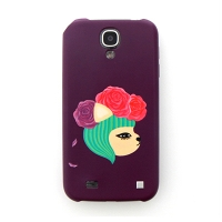 [EPICASE] Art case for GalaxyS4, Flower girl