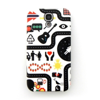 [EPICASE] Art case for GalaxyS4, The beatles pictogram