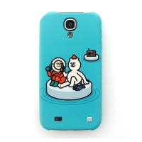 [EPICASE] Art case for GalaxyS4, Hi polar bear