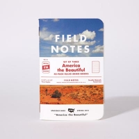 [FIELD NOTES] America the Beautiful - 3 PACKS