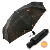 [VOGUE] 보그 3단 안전중봉 자동우산(양산겸용) - 밤에부엉이