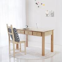 [벤트리]서랍 테이블 120