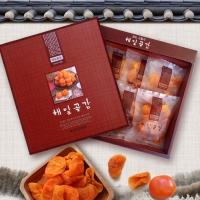 [해일곶감]청도 감말랭이 선물세트-지함1호(100gx6봉)