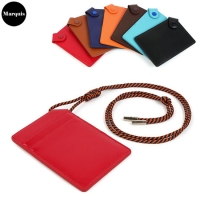 Leather Colorful Card Holder