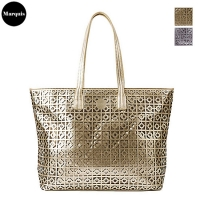 Metallic Shopper Bag