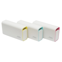 [INUN]아이뉴 대용량 스마트 보조배터리팩 5,200mAH(아이패드호환)