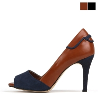 [��������Ƽ/����] Office Lady Toe Open Heel [KESM79164]