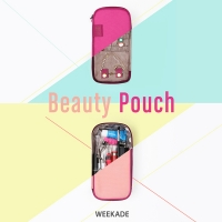 WEEKADE Beauty pouch ver.2