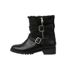 Winter Rider Fur Boots [KEP1144]