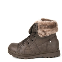 Mink Fur Sneakers [KEJ1158]