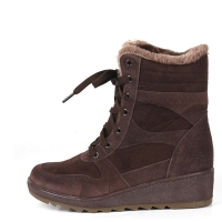 High Top Suede Sneakers Boots [KEJ1159]