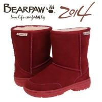 �����Ŀ�(BEARPAW) MEADOW YOUTH 6.5 REDWOOD(kids) 604045FD-Y_(101