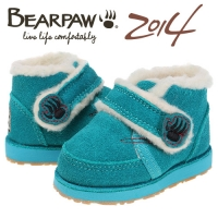 �����Ŀ�(BEARPAW) BUTTER CUP TURQUOISE(infant) CR4BT004031-I_(10